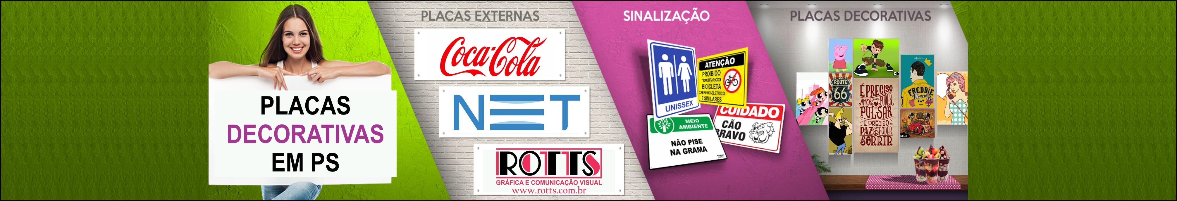 Rotts Gráfica e Comunicação Visual