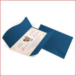Clássico 08 Toronto Envelope Color Plus Toronto 180g  142x210mm   4x0 - Sem Verniz   Corte e Vinco Padrão  Lâmina Couchê 250g
