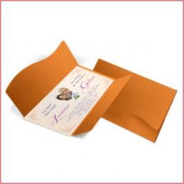 CLÁSSICOS 08 - CARTAGENA Envelope Color Plus Cartagena 180g 142x210mm 4x0 - Sem Verniz Corte e Vinco Padrão Lâmina Couchê 250g
