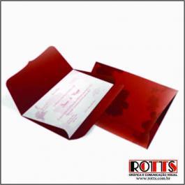 Clássico 06 Envelope Color Plus Estampado Pequim 180g 148x210mm 4x0 Sem Verniz Corte e Vinco Padrão
