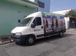 ENVELOPAMENTO DE FROTAS VINIL PERSONALIZADO 4