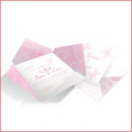 MODERNOS 02 Envelope Aspen Perolizado 180g 182x182mm 4x4 Sem Verniz Corte e Vinco Padrão