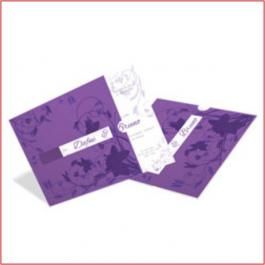 ROMÂNTICOS 02  Envelope Color Plus Amsterdan 180g 193x193mm 4x0 Lâmina Couchê 250g  Corte e Vinco Padrão